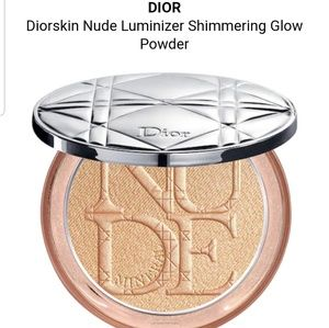 💥SOLD💥DiorSkin Nude Luminizer-03 Golden Glow